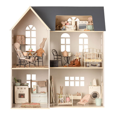 House of miniature Dollhouse-Poupées-Maileg-mombini.shop