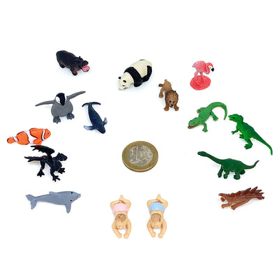 Mini figurine en caoutchouc-Figurines-Safari-mombini.shop