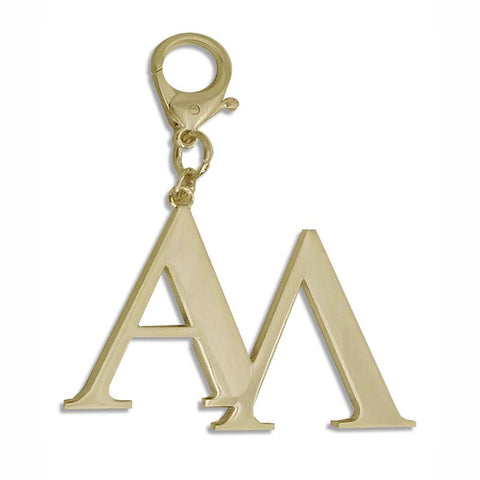 Alpha Lambda Chapter Handbag Charm