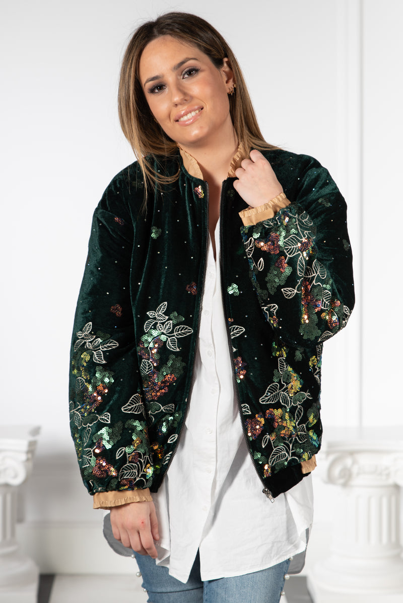 Oona Bomber LIMITED EDITION