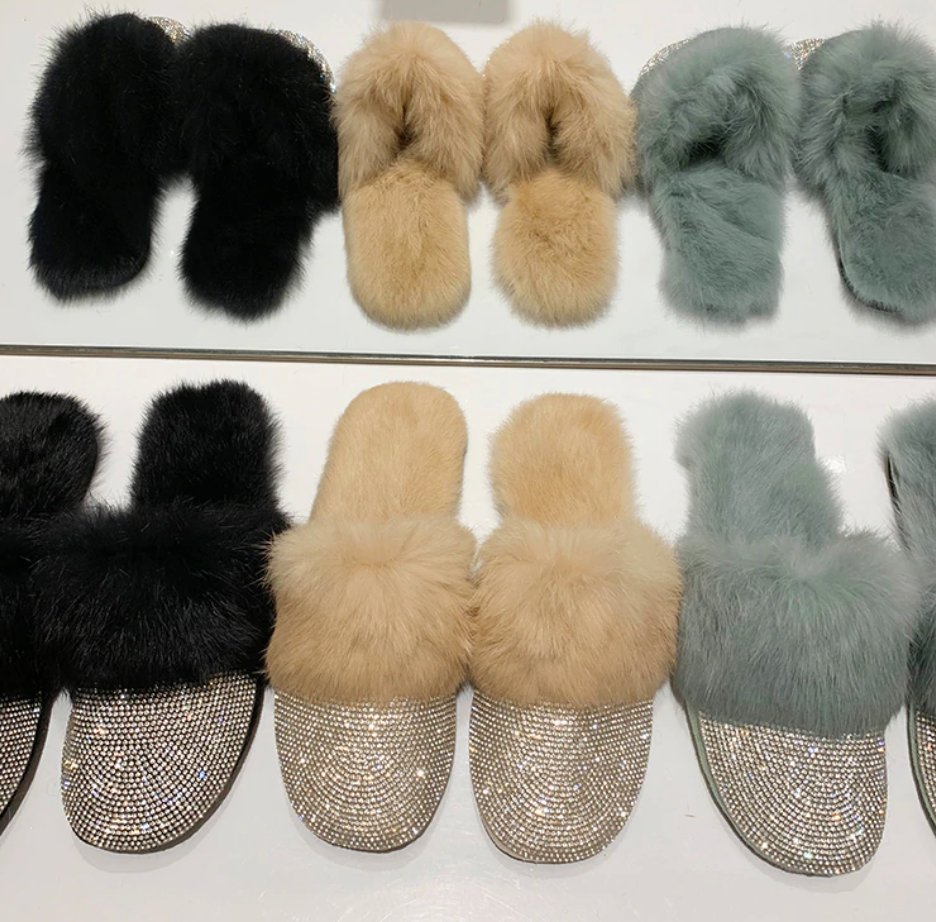 LIMITED EDITION FLUFFY GLAM