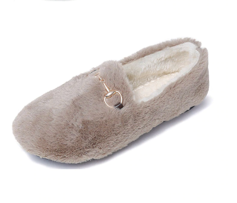 Ares Fluffy Slippers