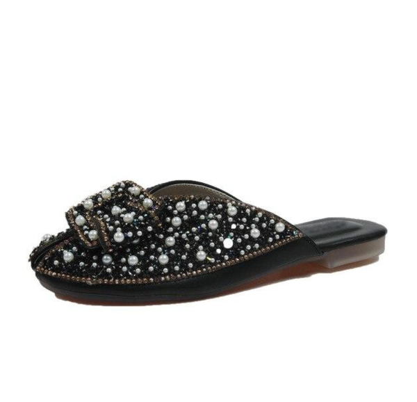 Cinderella Shoes Black