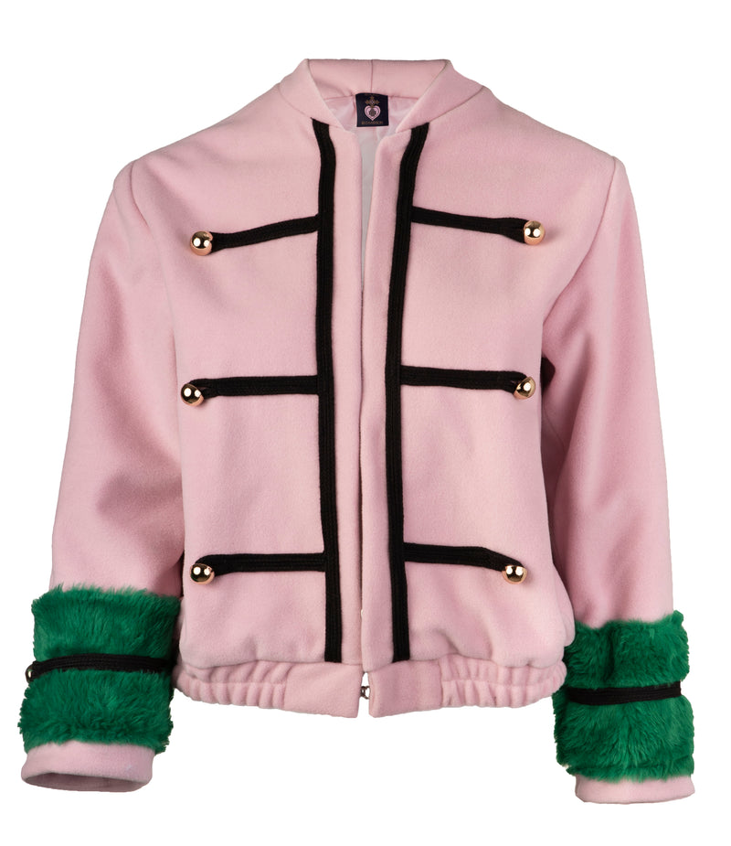 LIMITED EDITION Cleissy Bomber Coat