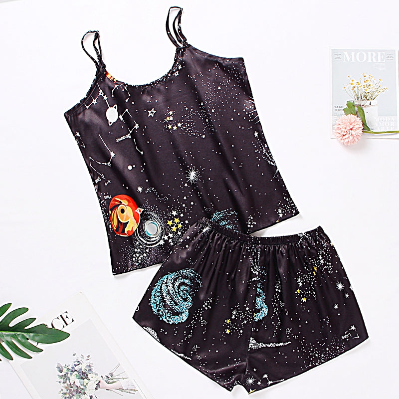 The Summer Pajamas Set Galaxy