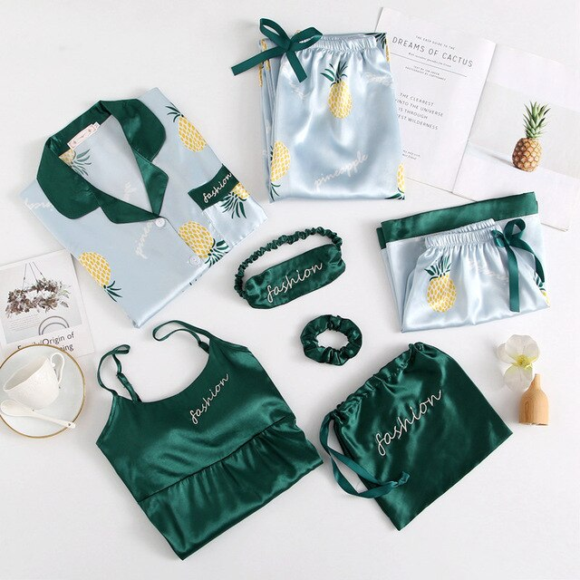 Pineapples pyjama set