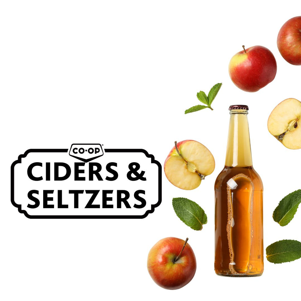 COOLERS & CIDERS