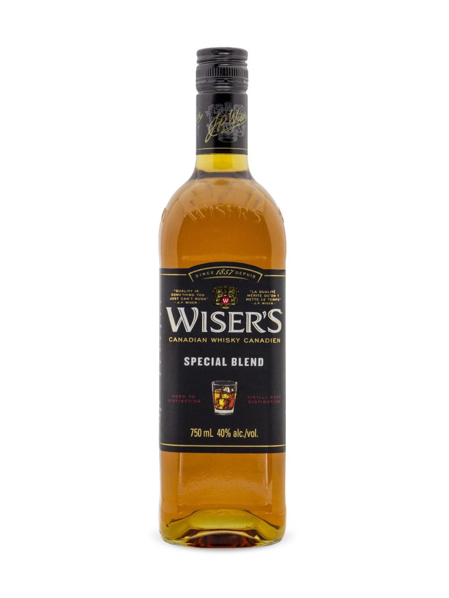Wisers Special Blend Whiskey - 750 mL