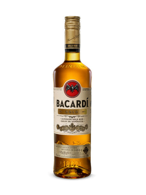 Bacardi Gold Rum - 750 mL