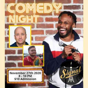 Signal Comedy Show - You NEED a good Laugh