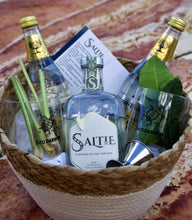 Load image into Gallery viewer, saltie-gin-gift-basket