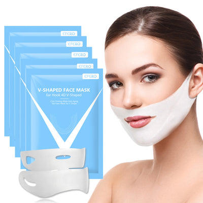 V Shaped Lifting Face Mask