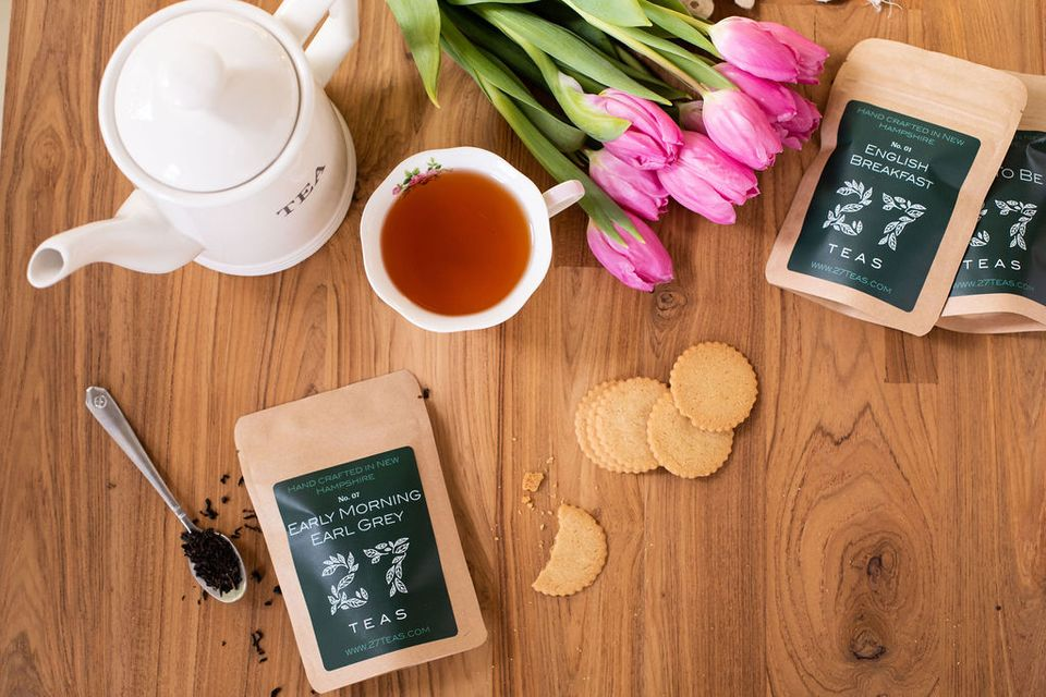 27 Teas: Slowing Down Life and Making an Impact