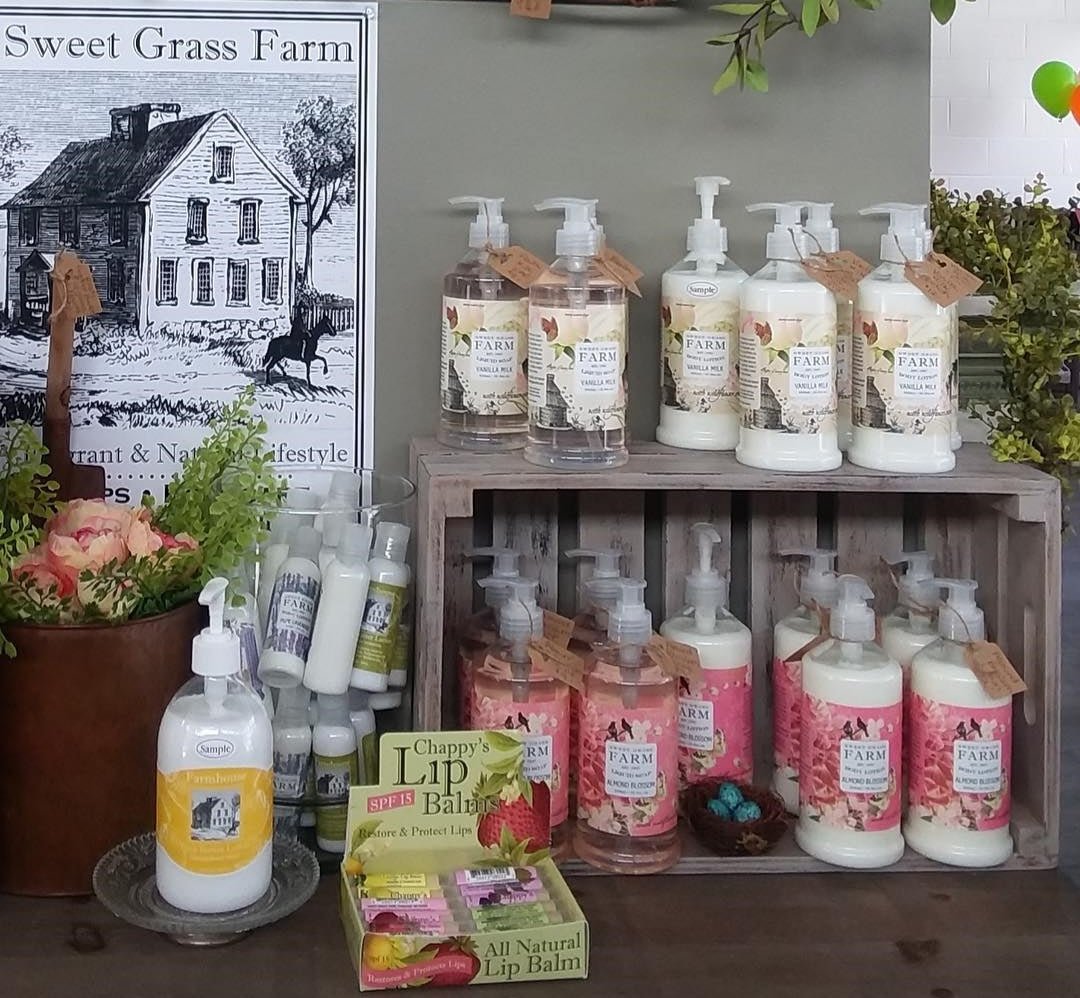 Sweet Grass Farm: A Fragrant and Natural Lifestyle