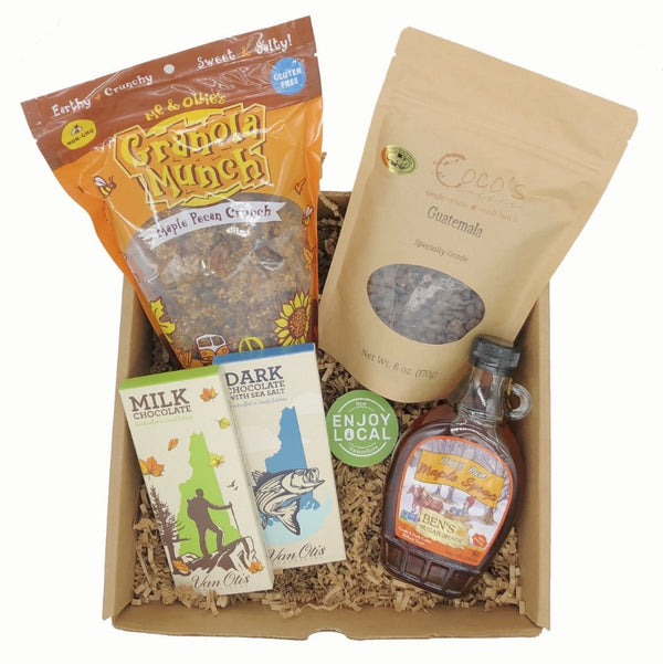 Enjoy Local Made in NH Enjoy NH Gift Box