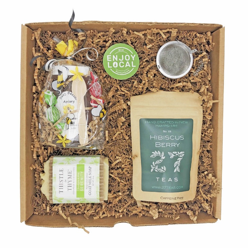 NH Honey/Tea Box (4 options)