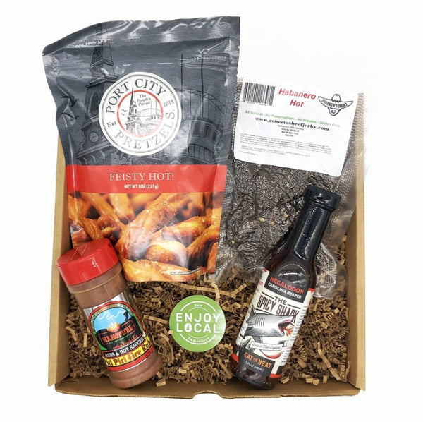 Enjoy Local Made in NH Hot Box NH Gift