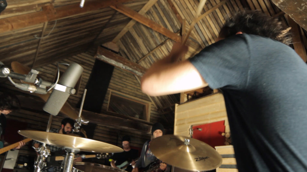 dunk!session with Pray For Sound [video]