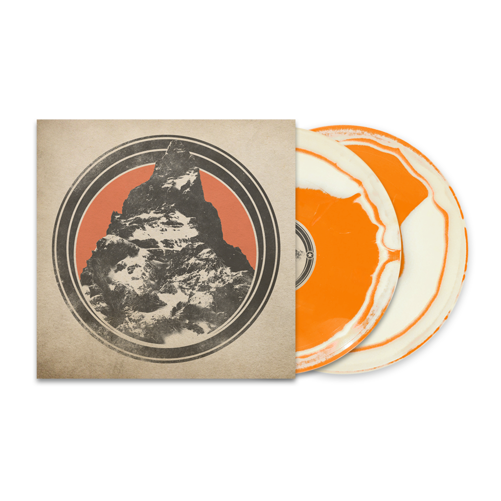 Ranges • The Ascensionist [2xLP] now available as pre-order