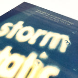 Jack Chuter • Storm Static Sleep [book]