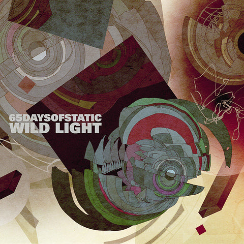 65daysofstatic • Wild Lights [CD]