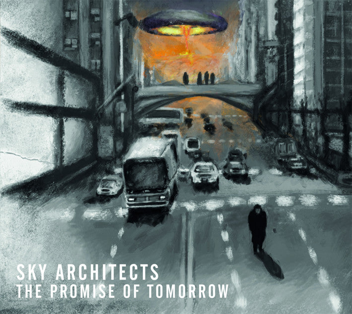 Sky Architects • The Promise of Tomorrow [CD]