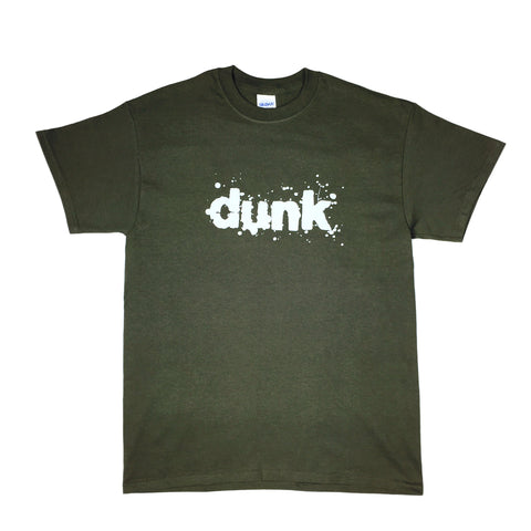 dunk!festival • T-shirt (Dark Green)