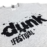 dunk!festival • T-shirt (Grey)