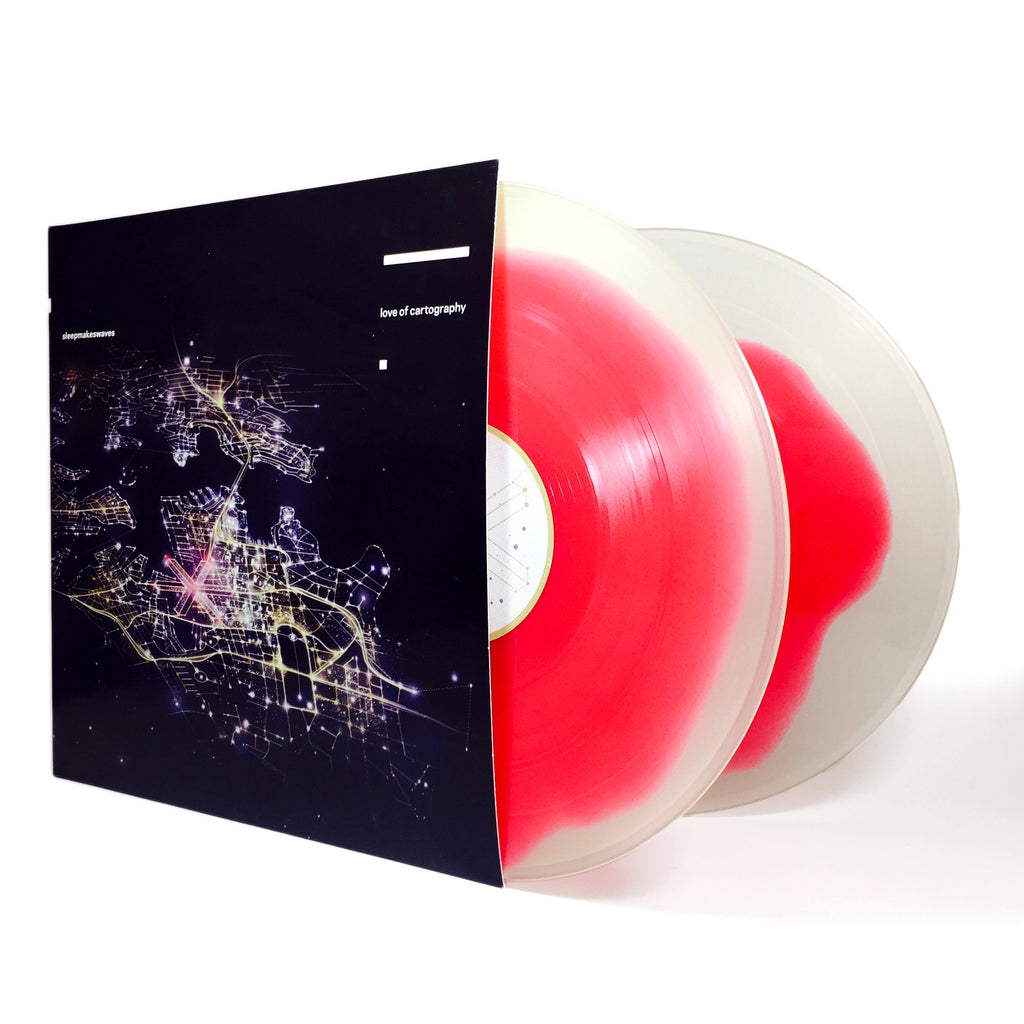 sleepmakeswaves • Love of Cartography [2xLP]