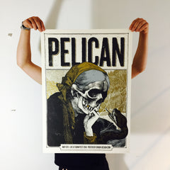 Pelican at #dnk16 poster • Error! Design