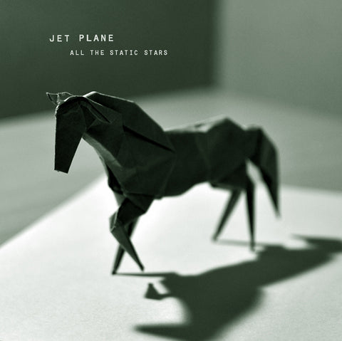 Jet Plane • All The Static Stars [CD]