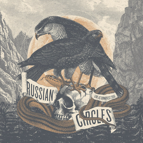 Russian Circles • Live at dunk!fest 2016 [2xLP]