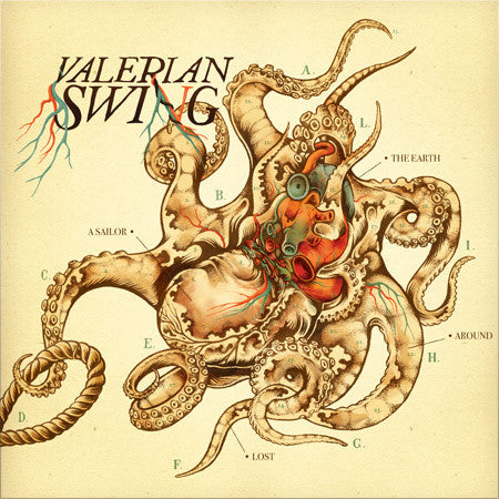 Valerian Swing • A Sailor Lost Around The World [LP]