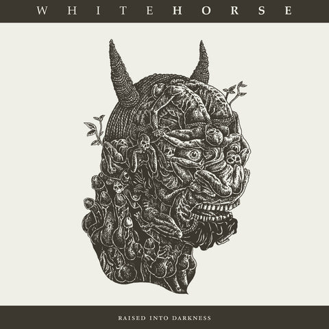 Whitehorse • Raised Into Darkness [LP]