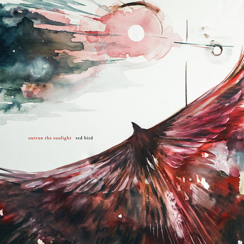 Outrun The Sunlight • Red Bird [LP]