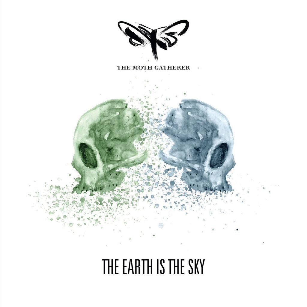 The Moth Gatherer • The Earth Is The Sky [CD]