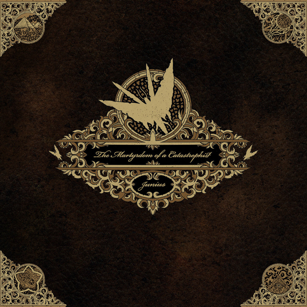 Junius • The Martyrdom of a Catastrophist [CD]