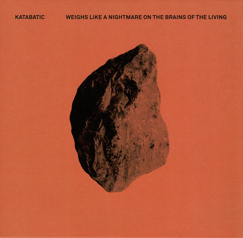 Katabatic • Weighs Like a Nightmare on the Brains of the Living  [LP]