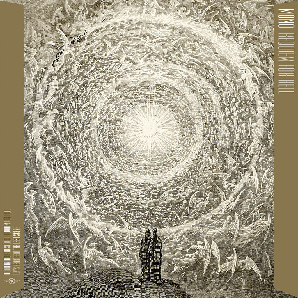 Mono • Requiem For Hell [CD]