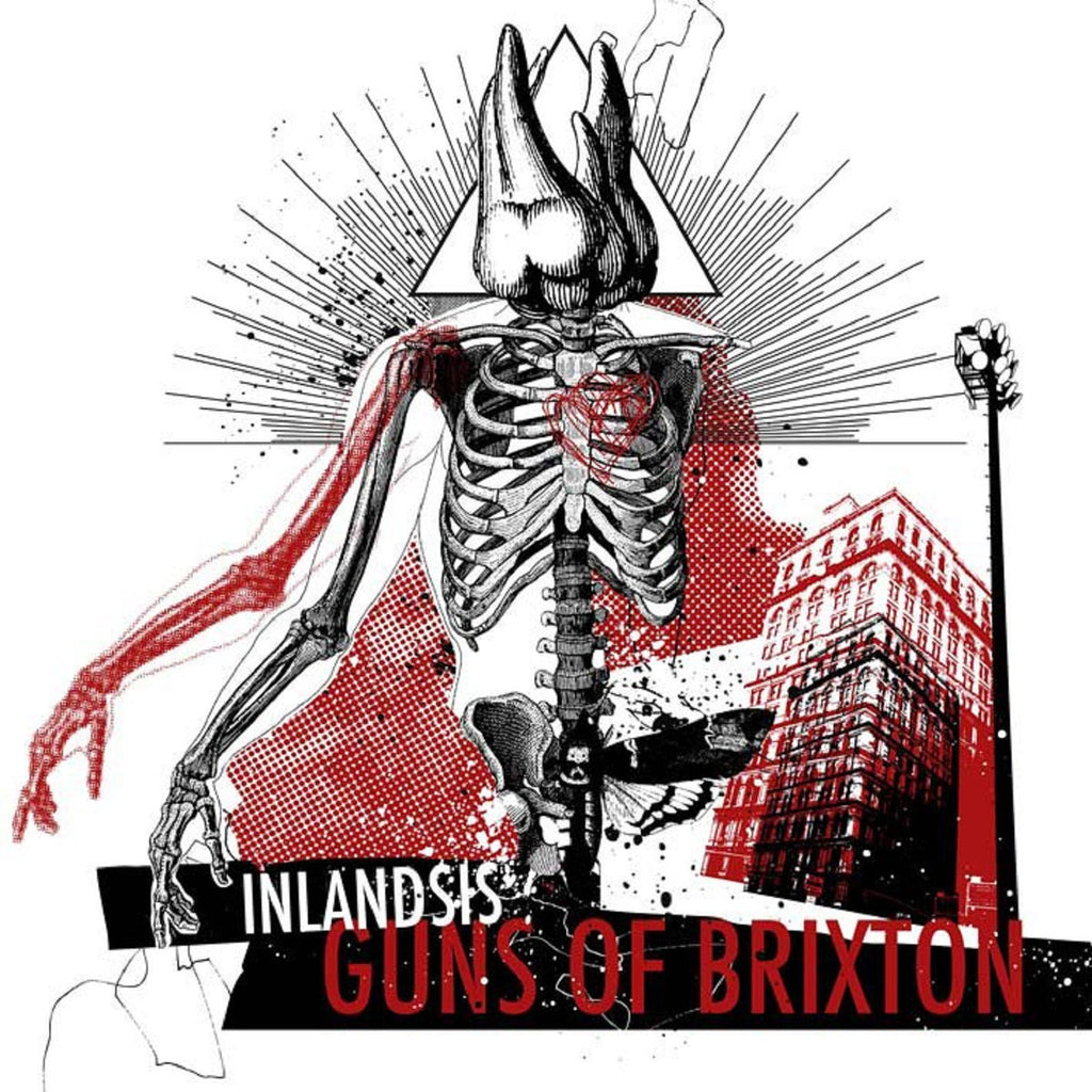 Guns of Brixton • Inlandsis [CD]