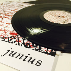 Junius • Forcing Out The Silence [LP]