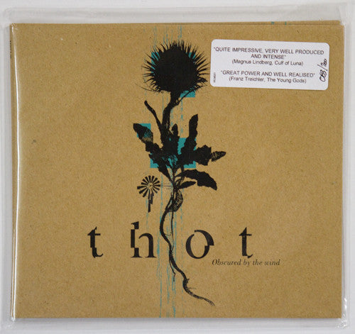 thot • Obscured by the Wind [CD]