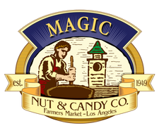 The Magic Nut and Candy Co.