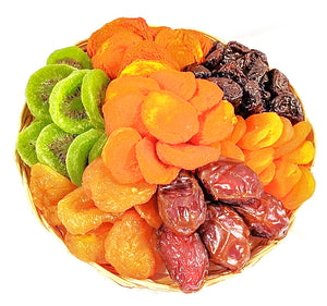 1 Lb Dried Fruit Tray