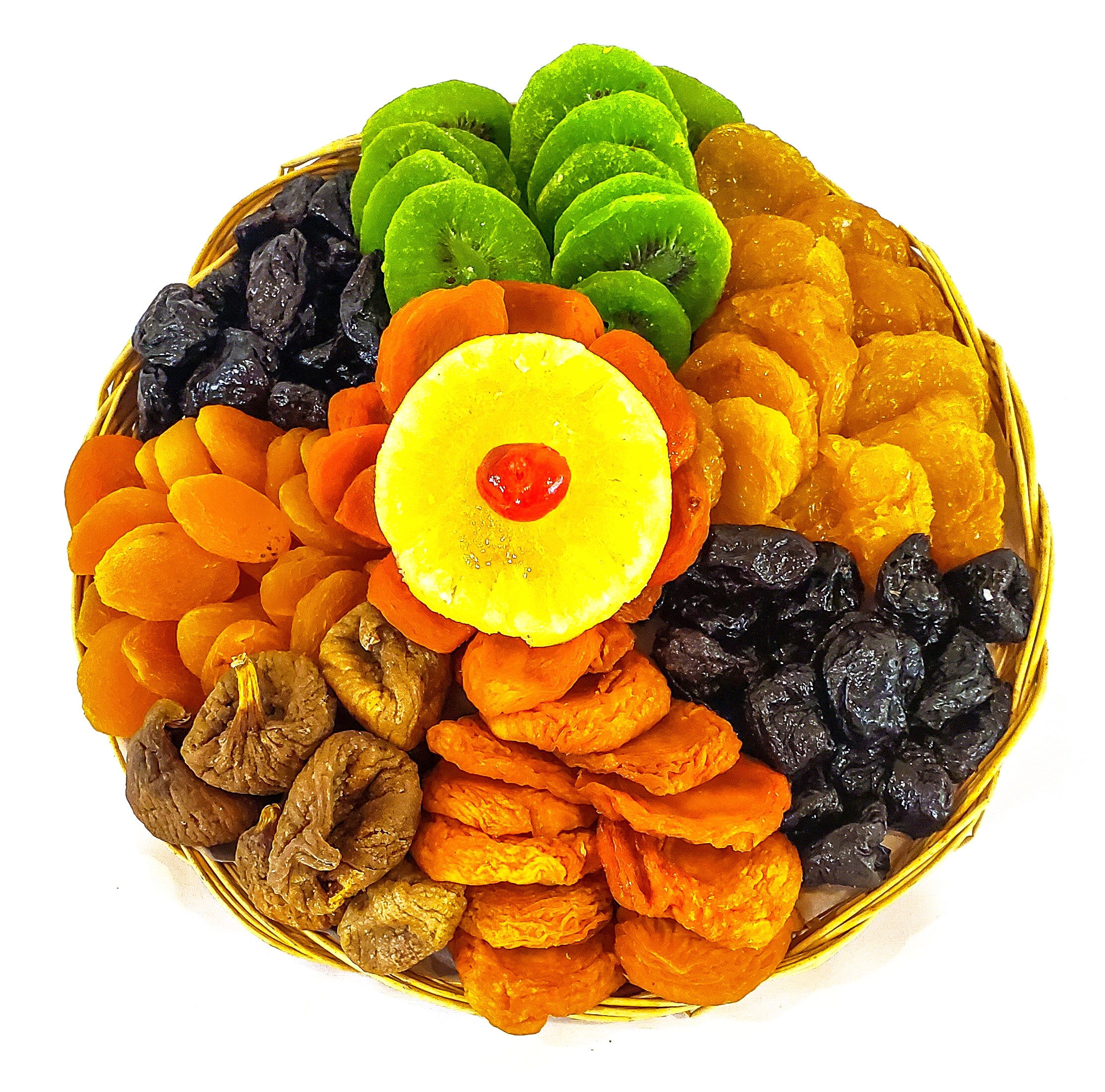 2 Lb Dried Fruit Tray