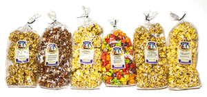 7 Oz Bag - One each of our 6 Flavors - 6 Pack