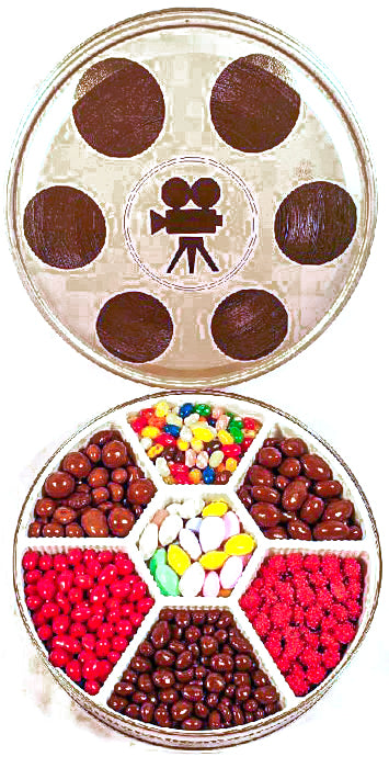 7 Candies in a Film Tin