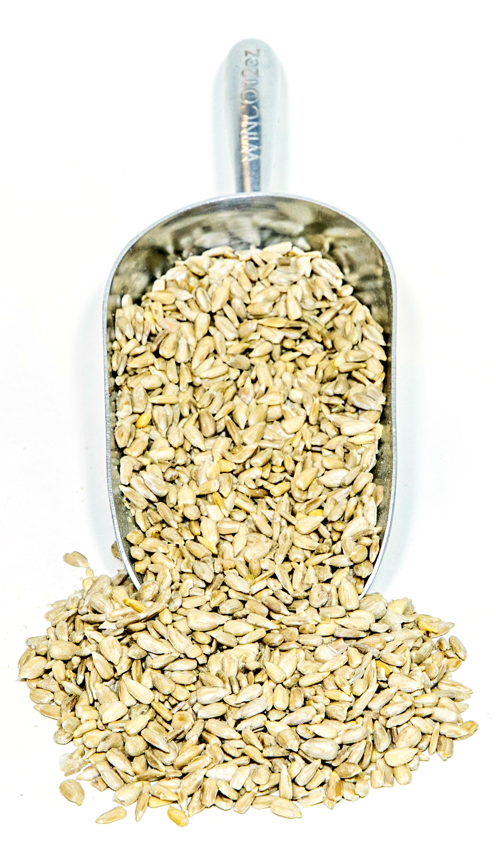 Raw Sunflower Seeds out of the Shell