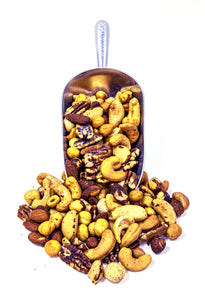 Roasted, No Salt Gourmet Mixed Nuts