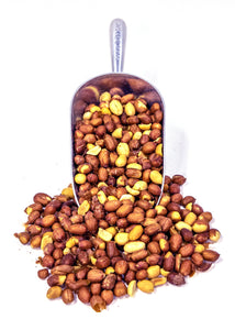 Roasted, No Salt Jumbo Virginia Redskin Peanuts
